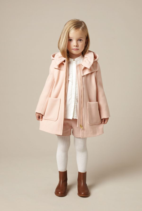 Kids fashion - Chloé - Fall-Winter 2015 Collection