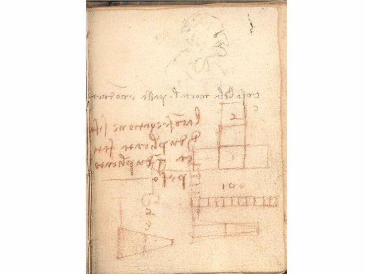 These 'irrelevant' notes from Da Vinci show his most important discovery