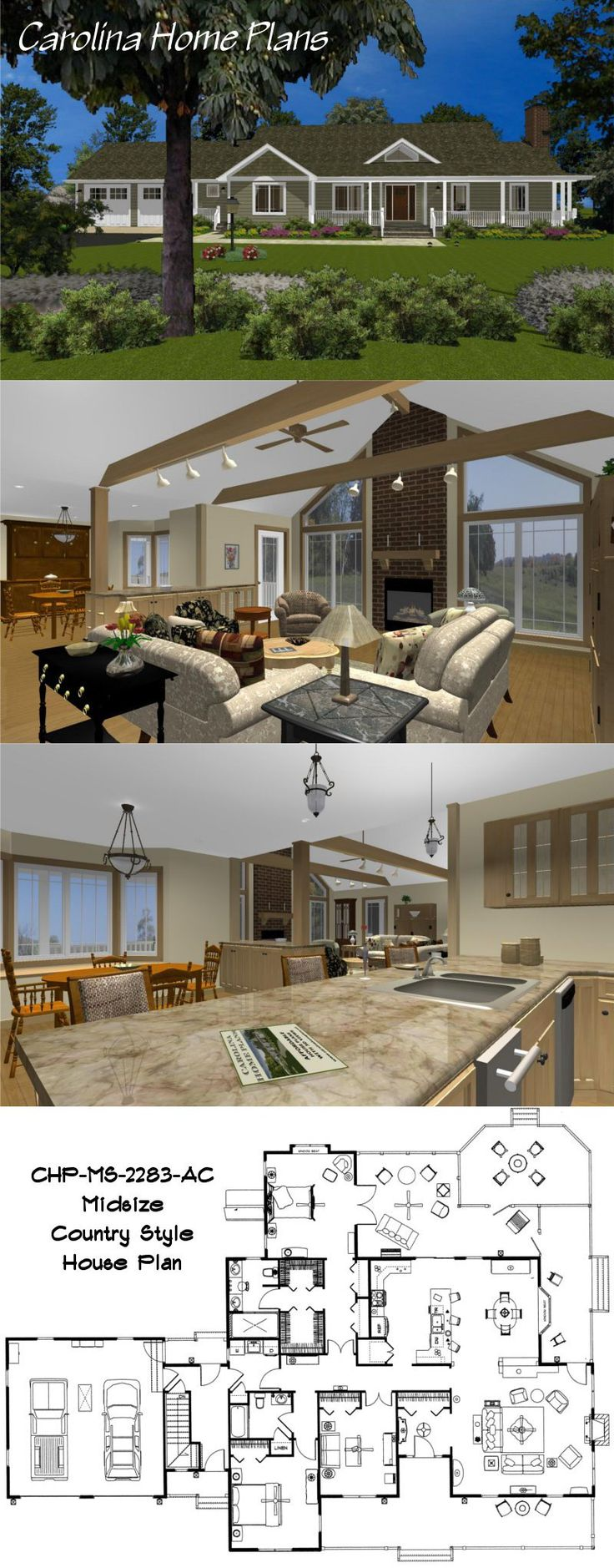 Decorating Small Open Floor Plan Living Room And Kitchen: 122 Best Images About Open Floor Plans On Pinterest
