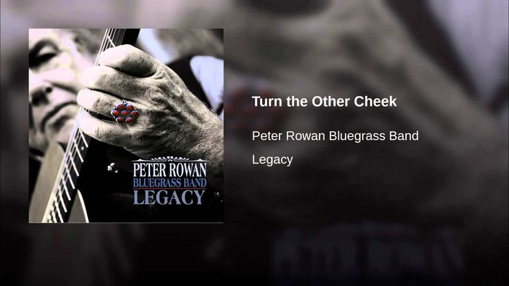 (Song of the day Sep 3 '17) Peter Rowan Bluegrass Band - Turn the Other Cheek. Here's an idea that goes a long way to reconciling confused relationships. Sunday song of the day from a favorite Wheatland band a few years back.