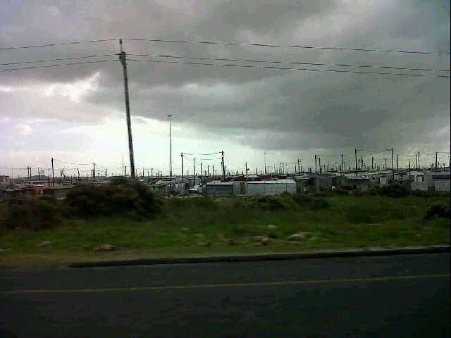 the Cape Flats in Winter