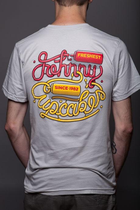 Johnny Cupcakes / Shop Details// como me encantan esas playeras