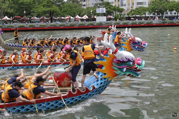 Chinese Dragon Boat Festival | Qualita Co., Ltd.: [ Festival in Taiwan ] Dragon Boat Festival