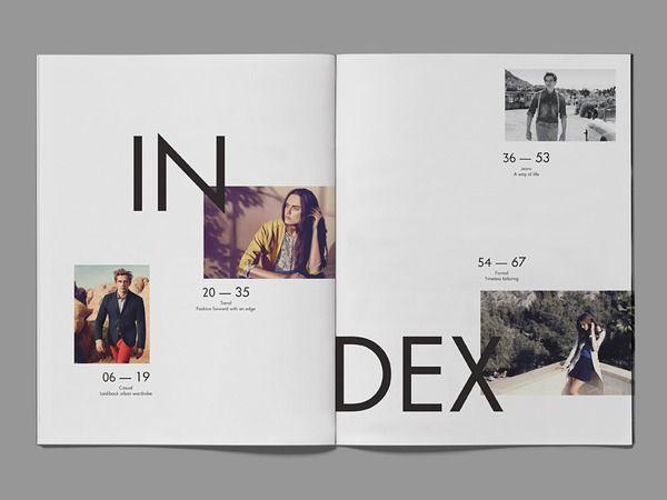 #editorial #design #inspiration