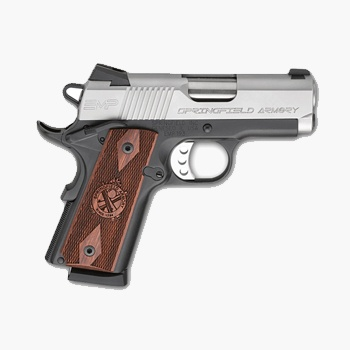 Springfield EMP - 40. -- Strongly considering this over a Kimber.