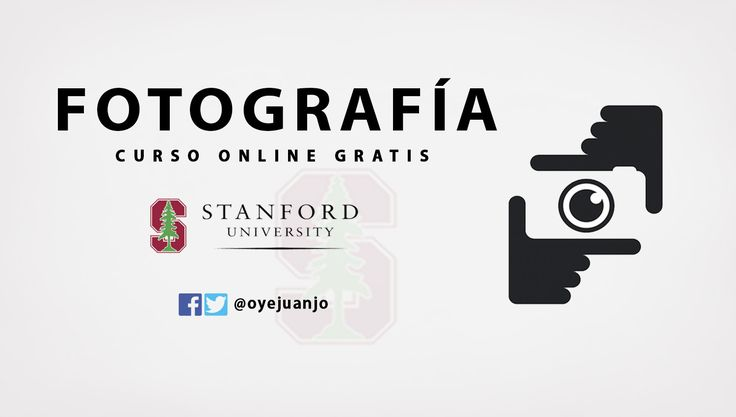 ¡Atención estudiantes de fotografía! Reconocido profesor de la Universidad Stanford  ofrece este curso en línea y gratuito. ¿Te lo vas a...