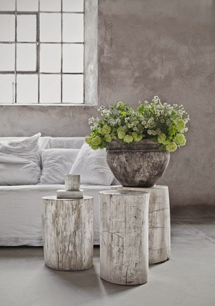 More clean and modern kind of shabby. Touches rather minimalistic industrial style