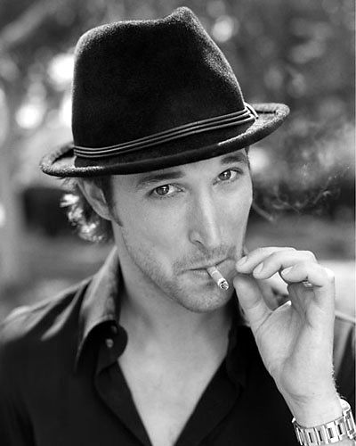 Noah Wyle. I absolutely love him.