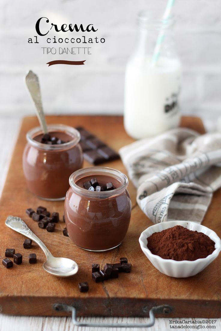 Da quando ero bambina la crema al cioccolato Danette era una delle mie merende preferite. Un crema morbidissima, fresca, con tutto il ...