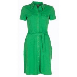 WTG jurk Season Green