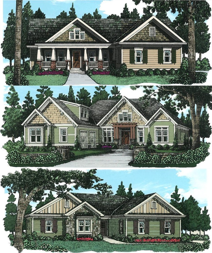 17 best images about ranch plans on pinterest washers for Custom ranch home builders maryland
