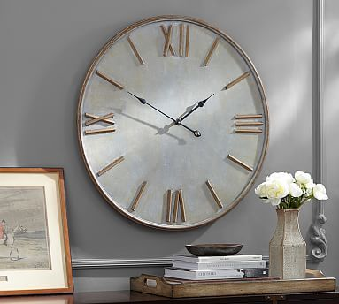 vibrant idea 30 inch clock. Gayle Wall Clock  potterybarn 7 best wall Designs images on Pinterest clock design