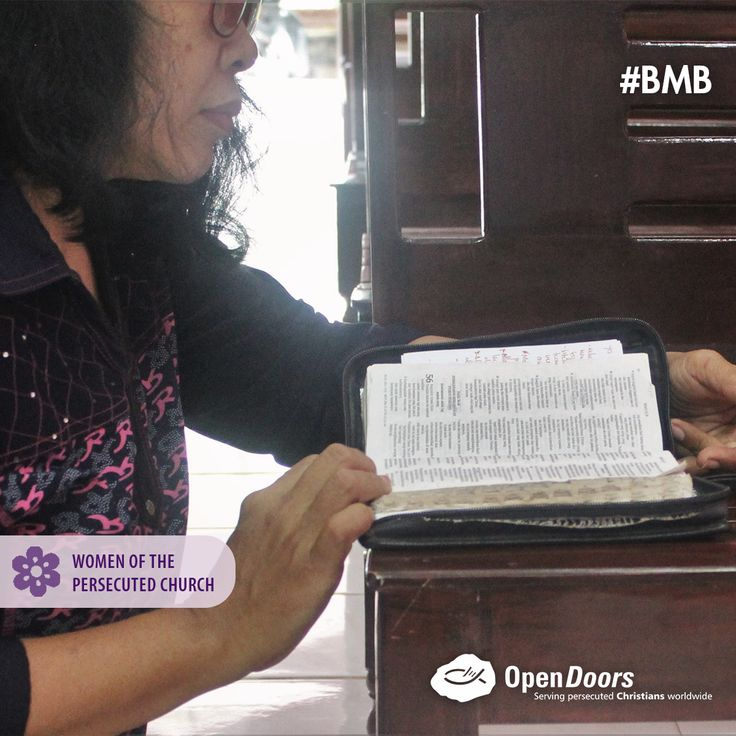 Though #maltreated by her stepmother in her #childhood, then #despised and #rejected by her non-Christian family for accepting Jesus, Esti* nevertheless (pictured here) enrolled in a Bible school and now, along with her husband, pastors a 100 members strong church for Believers from a Muslim Background (#BMB) in #Indonesia.  #womensmonth