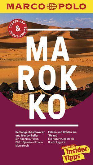 Marokko MARCO POLO Reiseführer