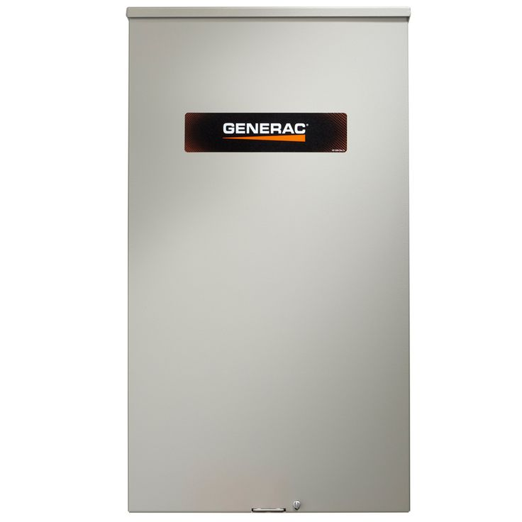 Generac Smart Switch 48000-Watt Generator Transfer Switch Kit