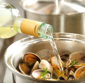 3 Ways To Cook Clams & Mussels Like A Pro - Super tasty! I added fresh thyme to mine and it was a great touch.