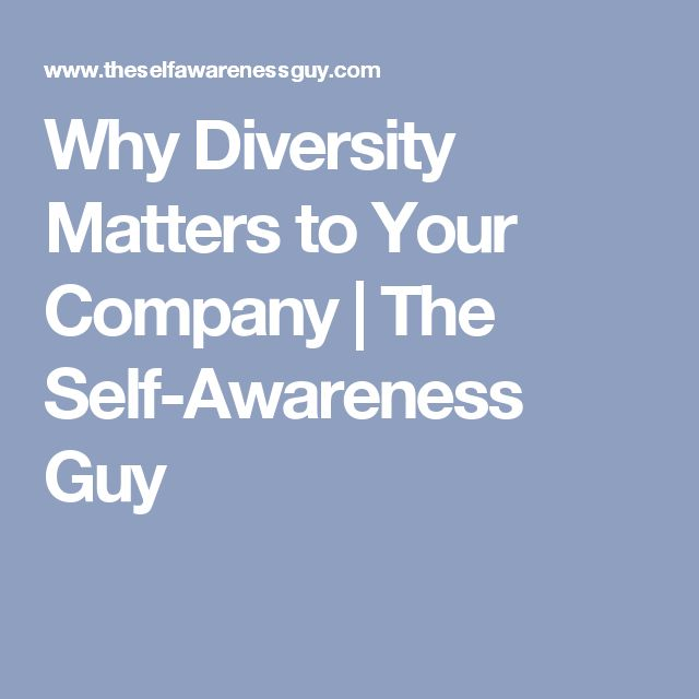 why is an appreciation of diversity important in communication But why is diversity important let us find out in the following let us see what the advantages of promoting inter-cultural communication in the workplace are.