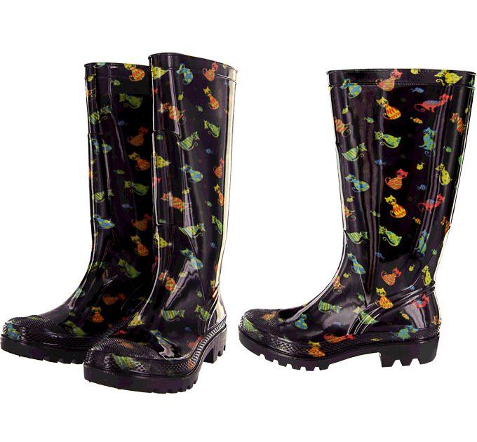 7 Best Images About Rain Boots On Pinterest Cats