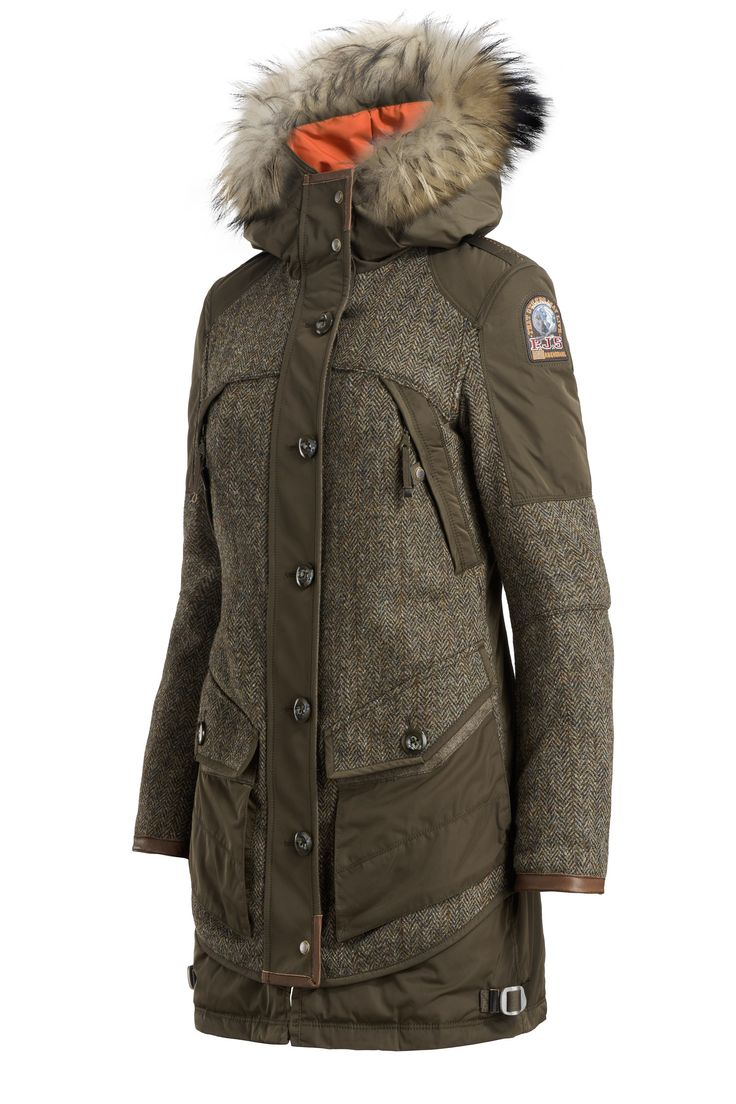 KEITH - Outerwear - FEMME | Parajumpers