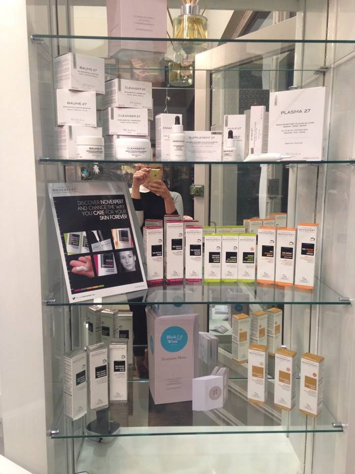 Blink & Wink luxury skincare products