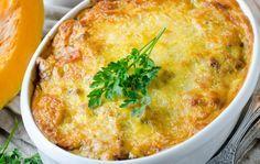 RECEPT: Gratinovaná hokkaido tekvica so syrom