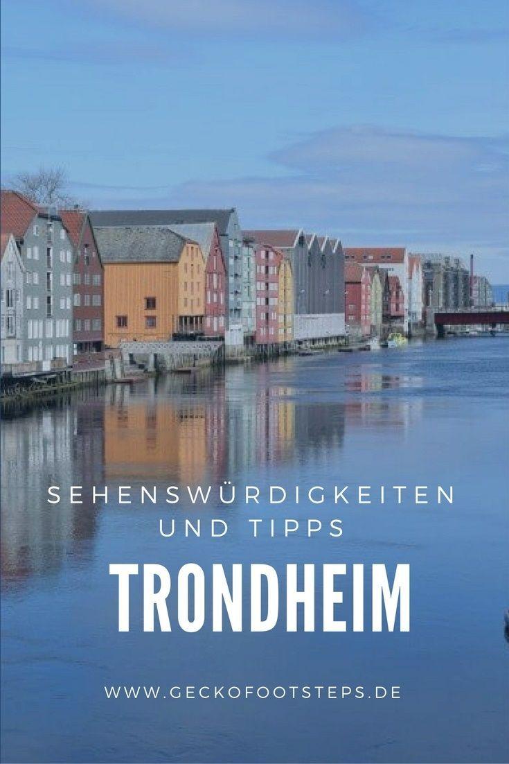 Auf der Suche nach Sehenswürdigkeiten und Tipps für Trondheim in Norwegen? Hier bist Du richtig.