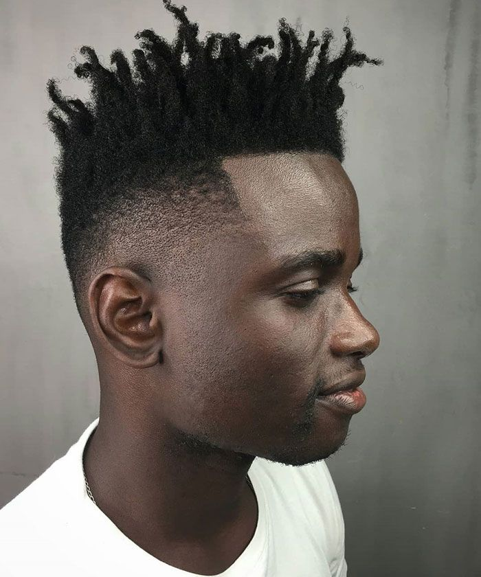 15 Best High Top Fade Haircuts 2020 Guide High Top Fade Haircut Top Fade Haircut Mens Haircuts Fade