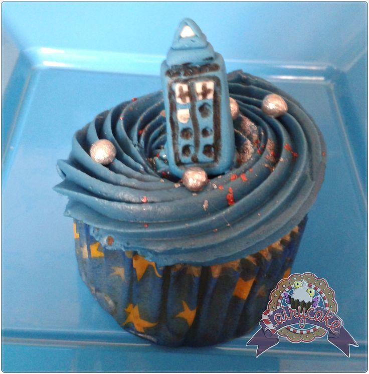 Cupcake doctor who
