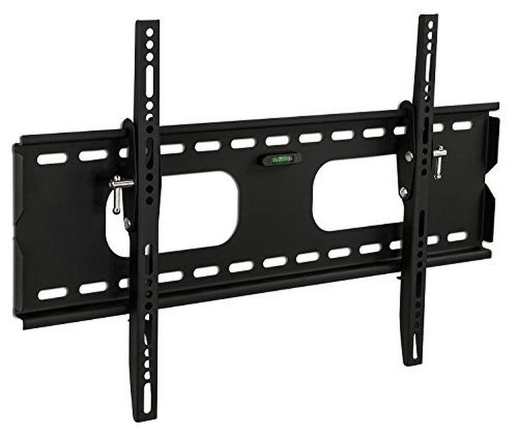 Mount-It! MI-318B Low-Profile Tilting TV Wall Mount Bracket for 32 - 60 inch ...