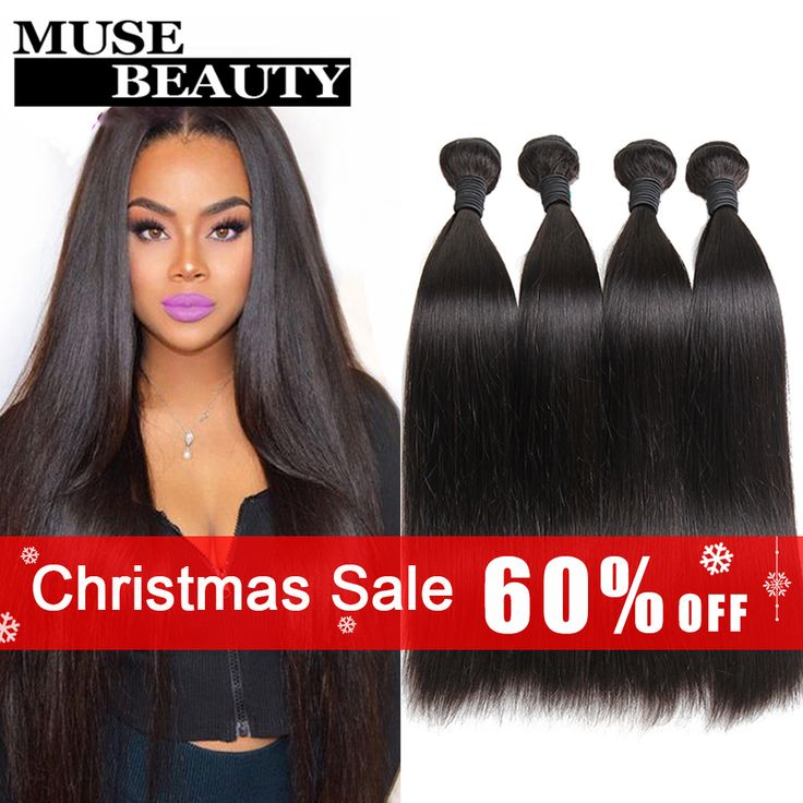 10A Unprocessed Indian Virgin Hair Straight 4 Bundles Muse Beauty Hair Products Indian Straight Hair Weave Human Hair Extensions http://jadeshair.com/10a-unprocessed-indian-virgin-hair-straight-4-bundles-muse-beauty-hair-products-indian-straight-hair-weave-human-hair-extensions/ #HairWeaving
