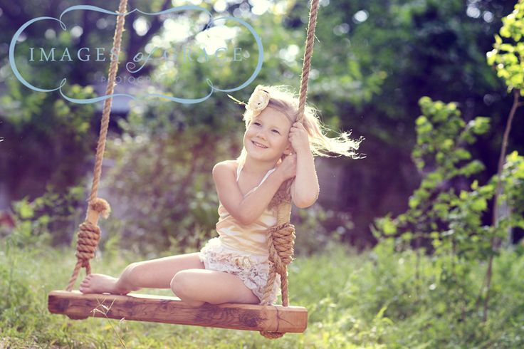 124 Best Little Girl On Swing Photography Images On