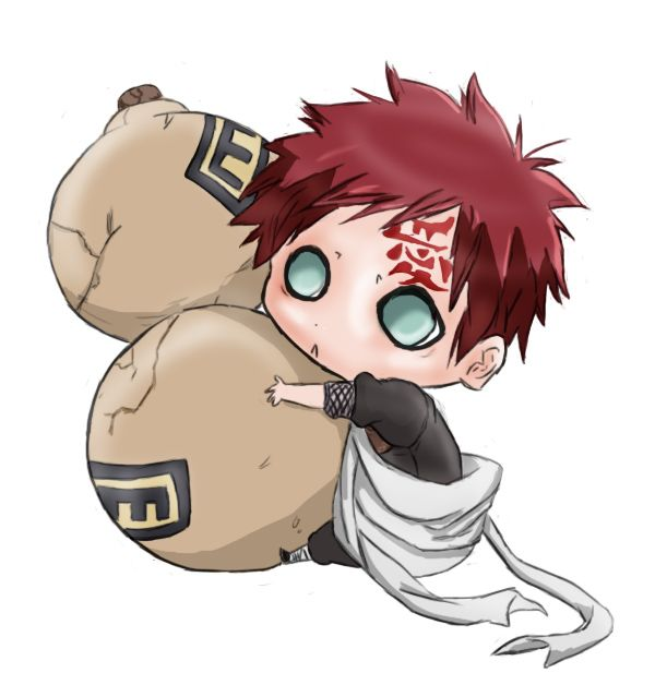 85 best images about Chibi on Pinterest | Mephisto, Chibi ... Gaara And Naruto Chibi