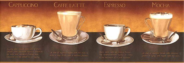 Coffee Cup Wallpaper Border Coffee Wallpaper Border