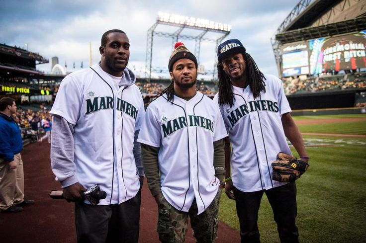 Legion of Boom joins Seattle Mariners Supreme Court