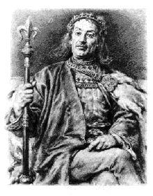 Portret Władysława Laskonogiego
