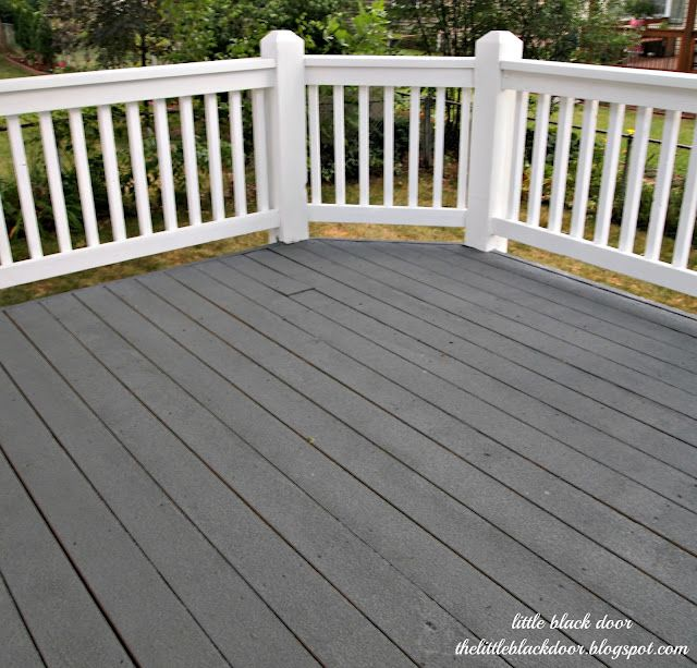 Restore Deck liquid armor--diy before & after My idea of dark floor/white  rails and spondles - 25+ Best Ideas About Deck Restore On Pinterest Deck Repair, Wood