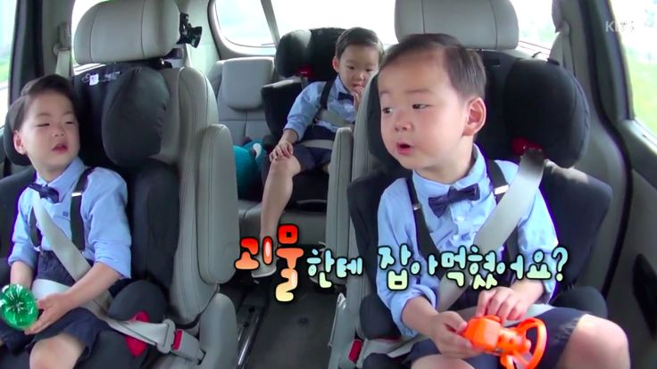 "Minguk and Manse Make Up Adorable Gibberish Song in ""Superman Returns"" Preview"