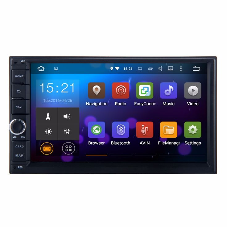 Car 2 din Head Unit GPS NAVI Universal For Nissan TIIDA X-trail Frontier sentra MP300 Micra Livina Radio WIFI browser Free map