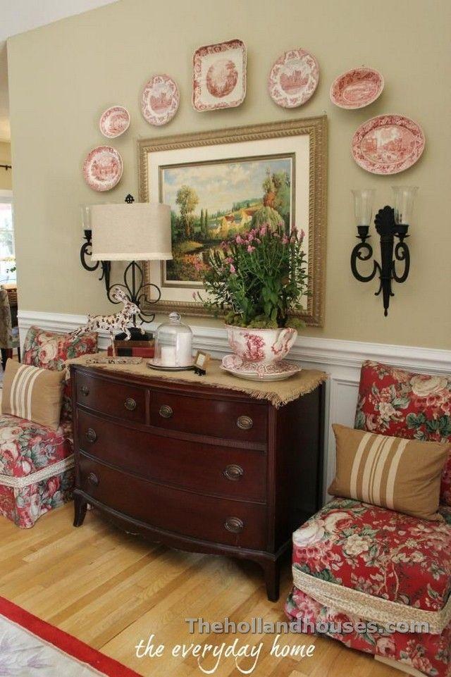 Country Plates Home Decor & Country Plates Home Decor | Home Decor / Design | Pinterest ...
