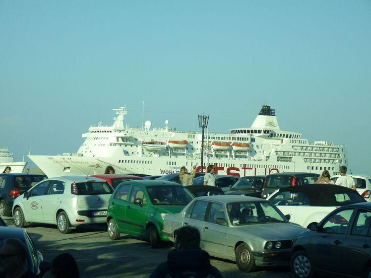 Морской порт Родоса