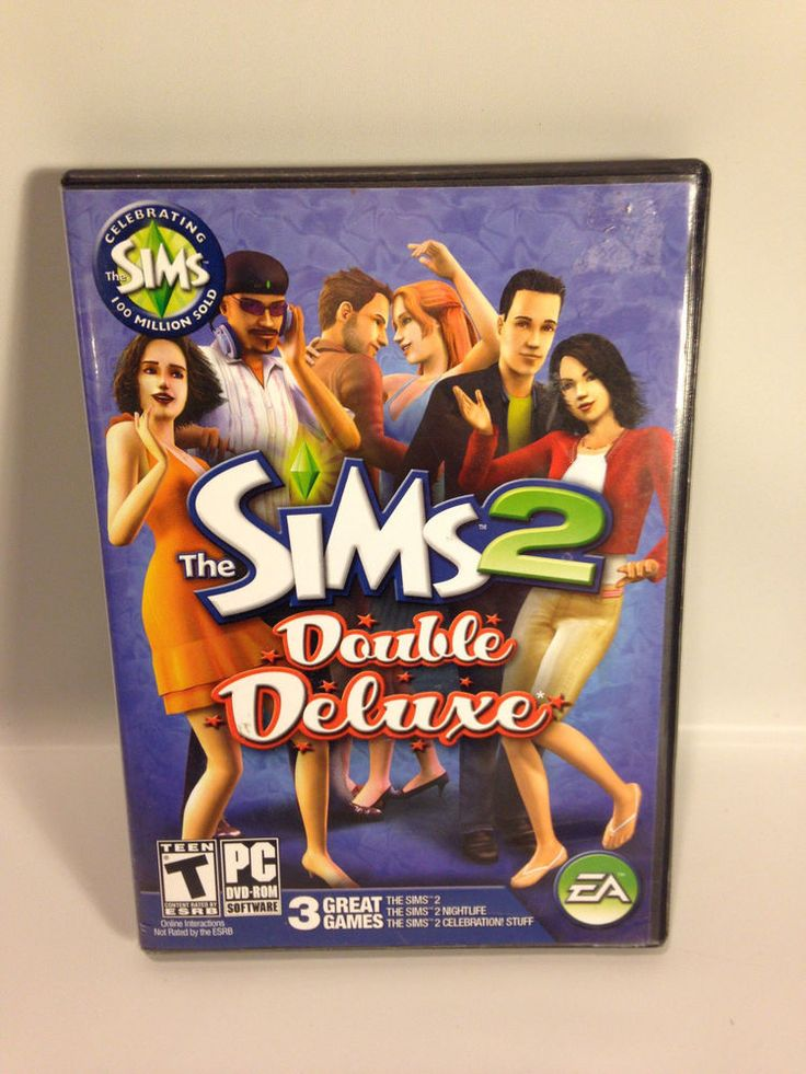 Sims 2 Expansions PC CD-ROM Video No Manuals ~Free Shipping~
