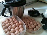 Fishballs/yong tauhu filling