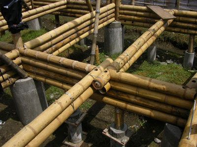 Building with Bamboo-- very instructive about what happens if you don't prep correctly, or mishandle it while setting up for a build with bamboo. Also some good information about why it's good