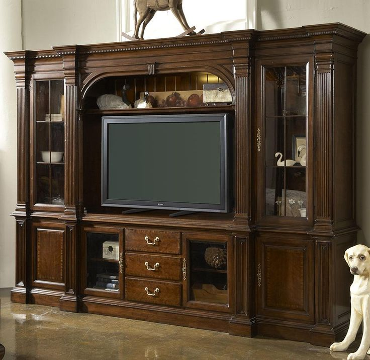 belmont 919 salisbury home entertianment wall unit by on wall units id=90841