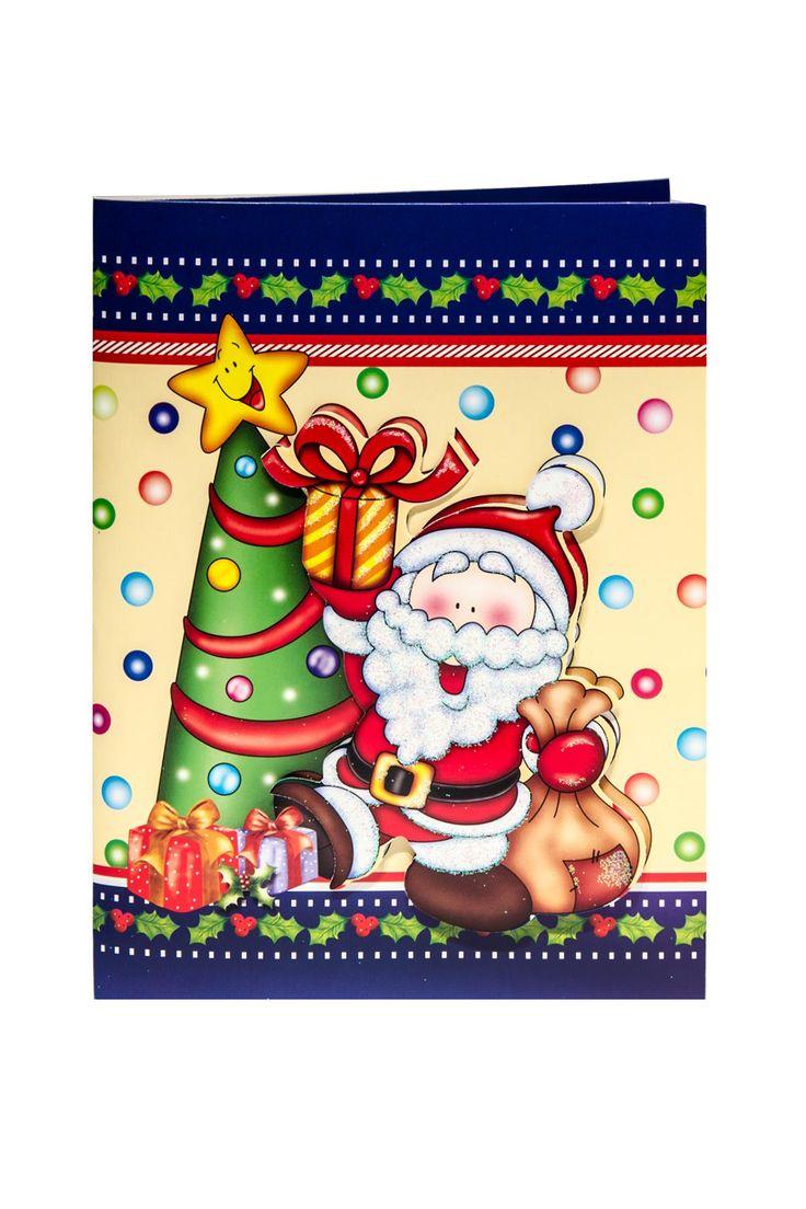 Noel Yılbaşı Kartı  http://www.coquet.com.tr/noel-muzik-karti-2474