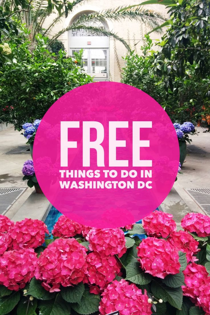 Washington Dc Map Of Attractions%0A FREE Things to Do in Washington DC