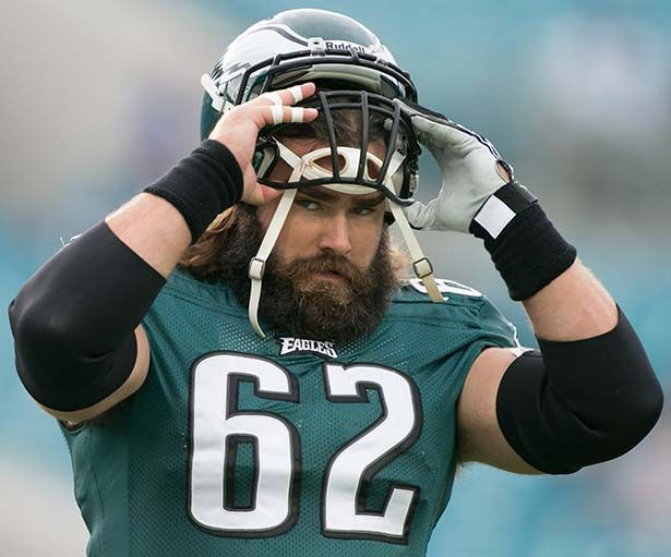 The 10 Hottest Men Wearing Philadelphia Jerseys Right Now featuring Jason Kelce | #Philly #Philadelphia | www.herphilly.com