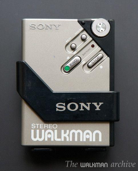 Sony WM-2 (1981)