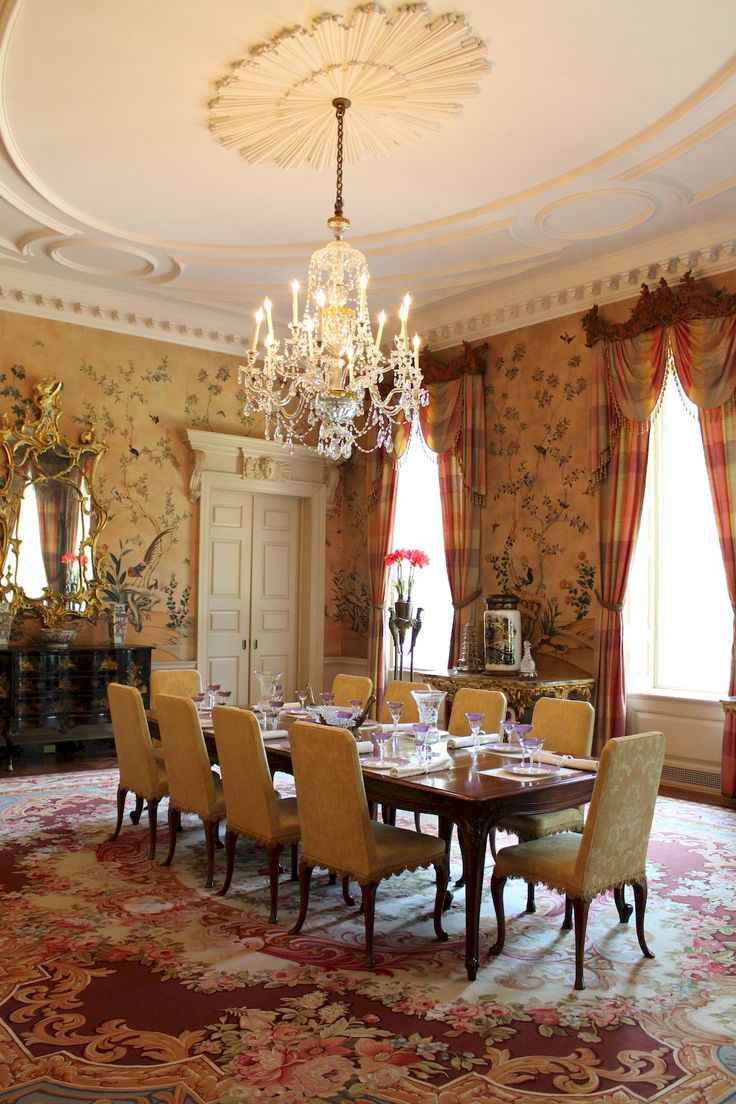 Best 25 Victorian Dining Rooms Ideas On Pinterest Victorian Dining Sets Victorian Interiors