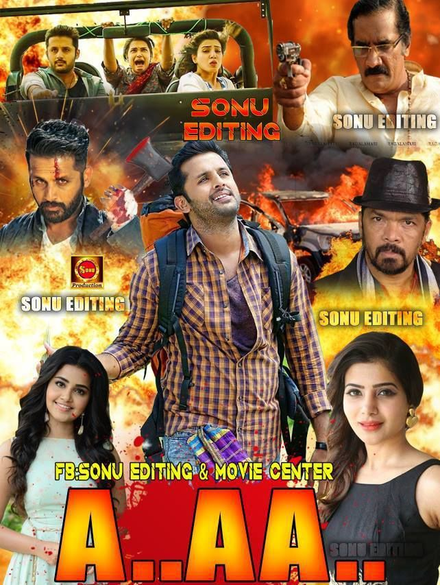 A Aa 2018 Hindi Dubbed 720p Hdrip X264 1 2 Gb Download Movies